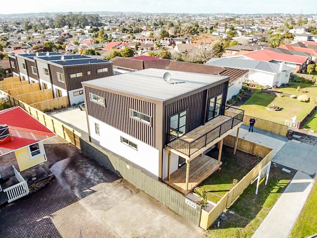 modular housing development auckland